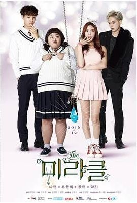 The Miracle 2016 KDrama. Looks funny. Up next!