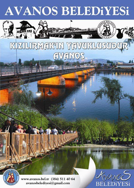 Avanos Afiş