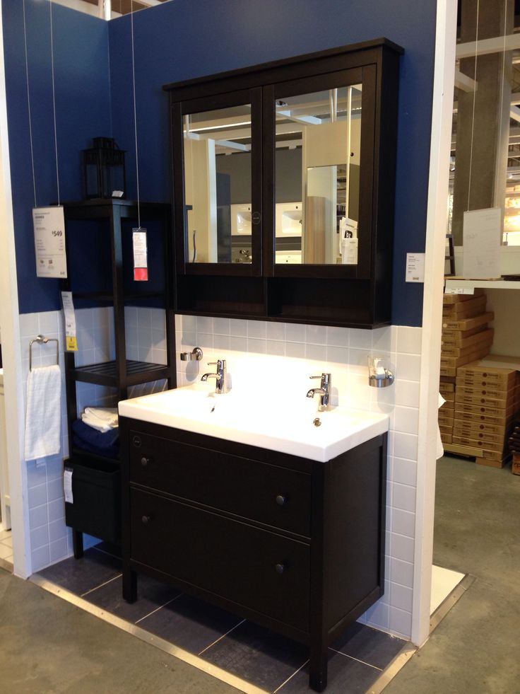 Ikea Double Bathroom Sink Unit 26 best bathroom reno images on pinterest | room, bathroom ideas