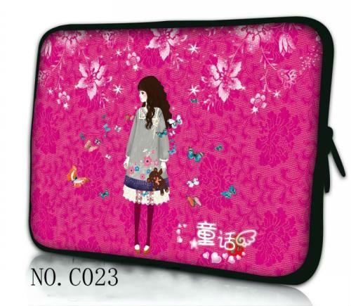 Сказка девушка 10  10.1  для нетбука чехол сумка для ноутбука Acer Aspire one / iPad 1 2 3-й