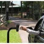 Mighty Mule Digital Keypad Mounting Post for Automatic Driveway Gate Openers FM100 at The Home Depot - Mobile