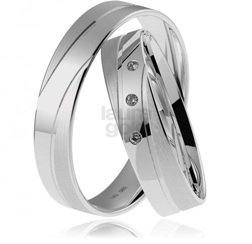svadobné obrúčky - 852 #wedding #rings #exhibition #instalike #instagood #sperky #obrucky #2016 #svadba #wedding #slovensko #lauragold #goldsmith