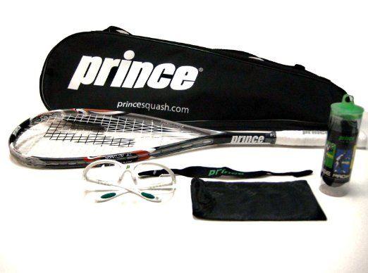 Amazon.com: Prince Squash Pro Game Kit: Sports & Outdoors