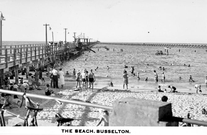 History of the Busselton Jetty