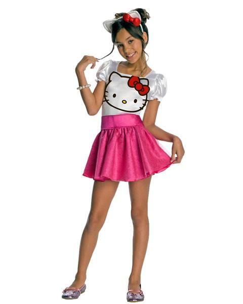 Детские костюмы hello kitty