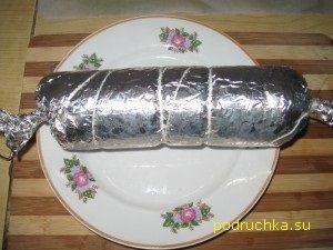 куриная домашняяколбаса