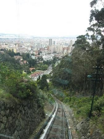 Mount Monserrate in Bogota, Columbia -- I'm going!