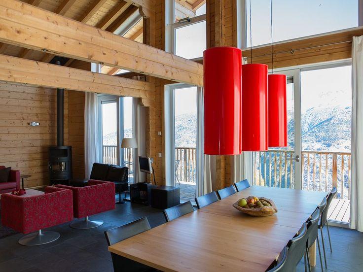 Thyon-Les Collons chalet vakantiehuis 14 personen -Wallis - Zwitserland