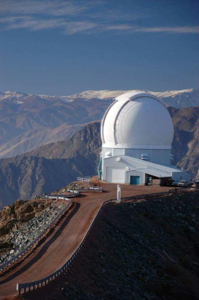 Tololo Observatory, Coquimbo Region, Chile.