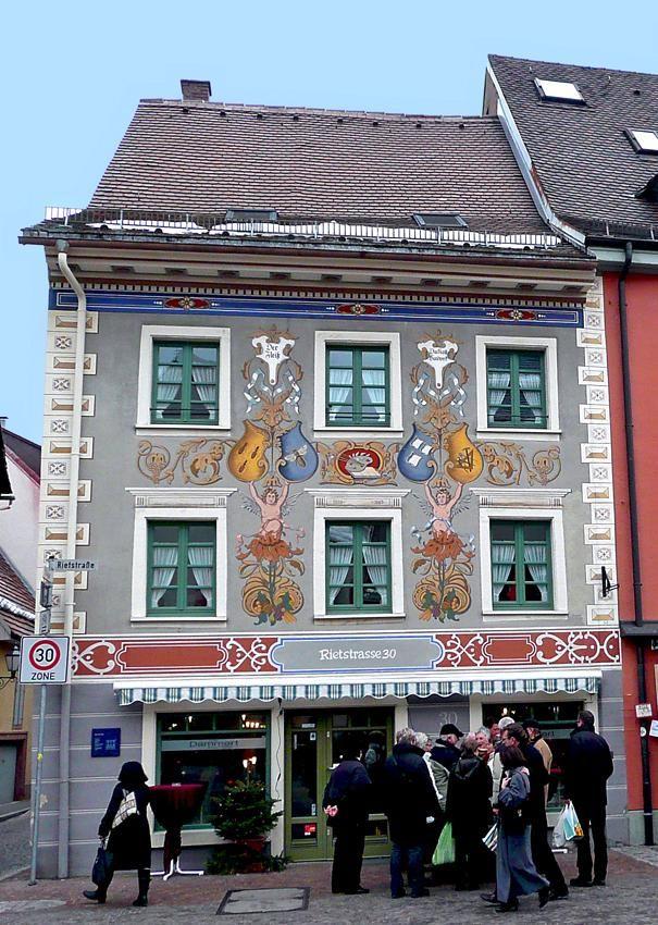House in Rietstrasse, Villingen ~ Germany