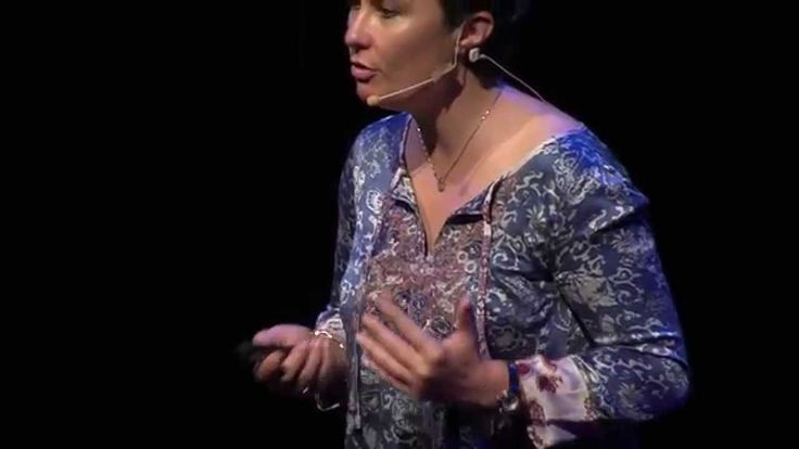 The future is all about mobile technology: Stefanie Hospital at TEDxThessaloniki