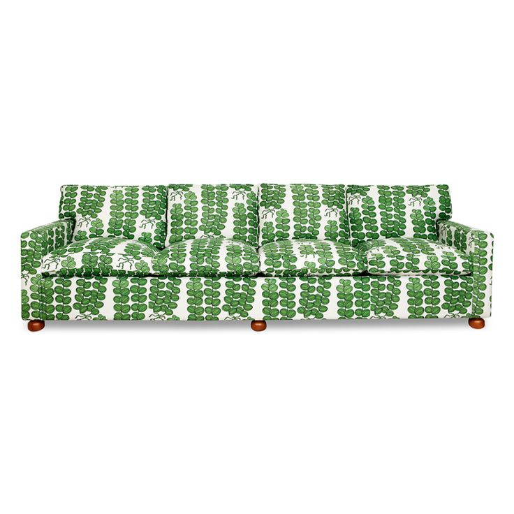 Long Sofa by Josef Frank #Sofa #Josef_Frank #svenskttenn