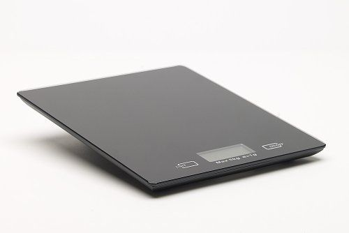 Home Zone DKS-10 Slim Modern Design 5kg Digital Kitchen Scales - Finished in Black by Home Zone. $14.99. Sensitive LCD Display - to ensure accurate weight readings. Complete with CR2032 battery for instant use right out of the box. Modern Slimline Design with a gloss black finish. Home Zone brand unit provides a high quality product. Tare function, Auto switch off , Low batt indicator. Design Meets Function An accurate kitchen scale is a must if you enjoy cooking in any way. Fr...
