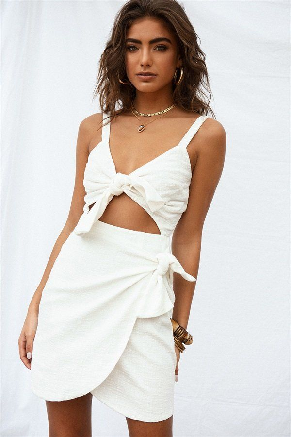 0872d9e5575 Loren Cutout Dress - Dresses