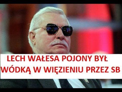Ile wódki wypił Lech Wałęsa Bolek w więzieniu na koszt SB i milicji