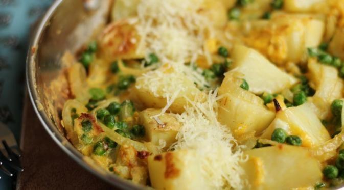 Frittata, Resep Mudah dan Murah Nikmati Sarapan ala Italia
