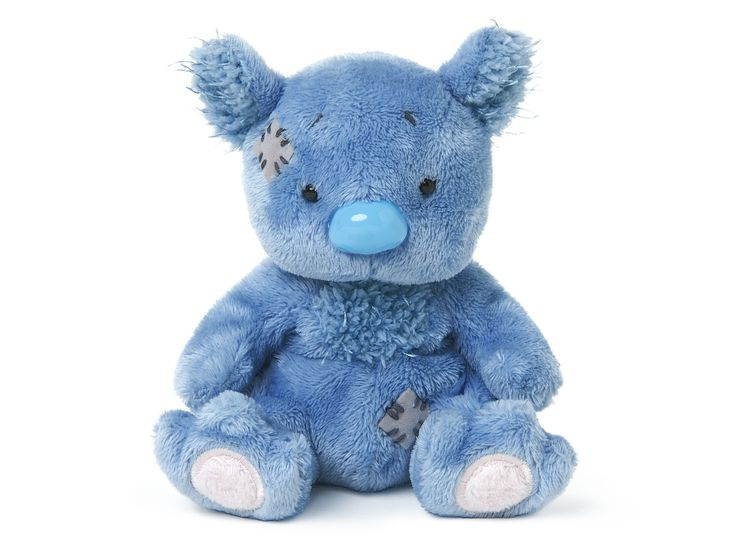 My Blue Nose Friends Wombat 4 Inch Soft Toy - Clintons