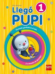 Libro Llego Pupi 1