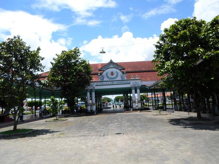 Keraton Yogyakarta, Indonesia