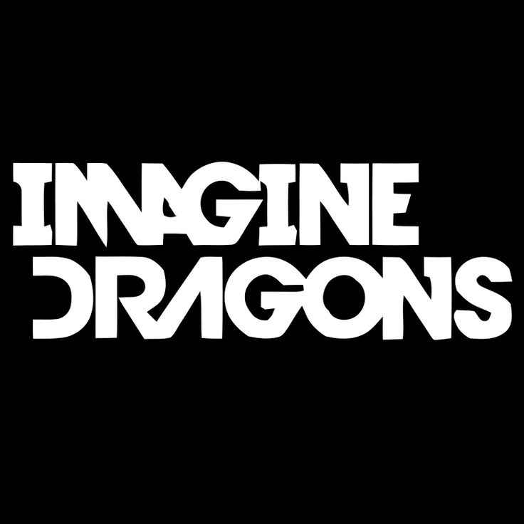 imagine dragons musicartists logos pinterest logos