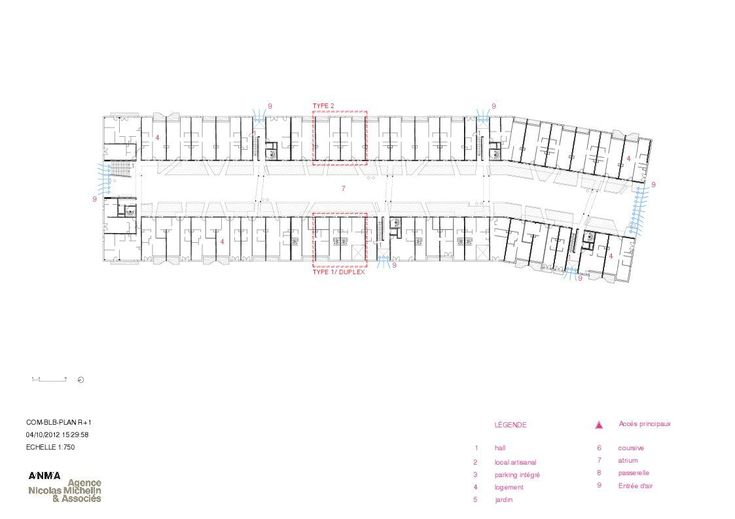 Gallery - Les Bassins à flot Housing / ANMA - 36