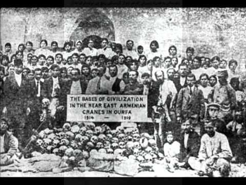 History of Turkish Ottoman Genocide of Armenians, Assyrians and Pontic G...