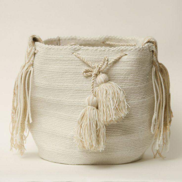 Bolso Wayuu   Cabo Wayuu Mochila – WAYUU TRIBE   Handmade Bohemian Bags