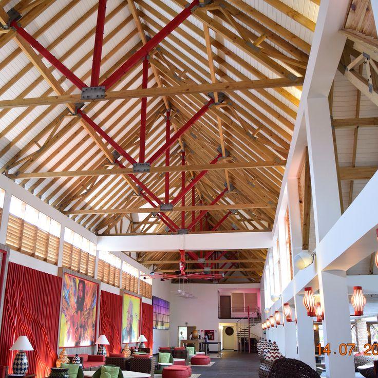 Lobby, Hotel Decameron, El Isleño, San Andrés Islas
