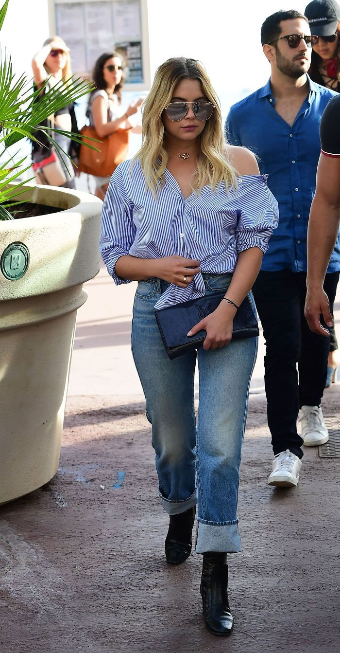 See What Your Favorite Style Stars Wore This Week via @WhoWhatWear