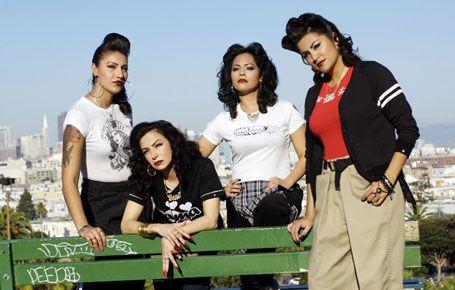 mexican chola pin up | MI Vida Loca Gang