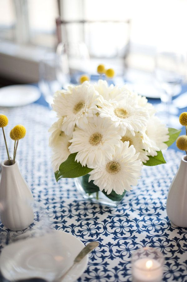 propos de Milieu De Table De Mariage De Citron sur Pinterest  Vase de ...