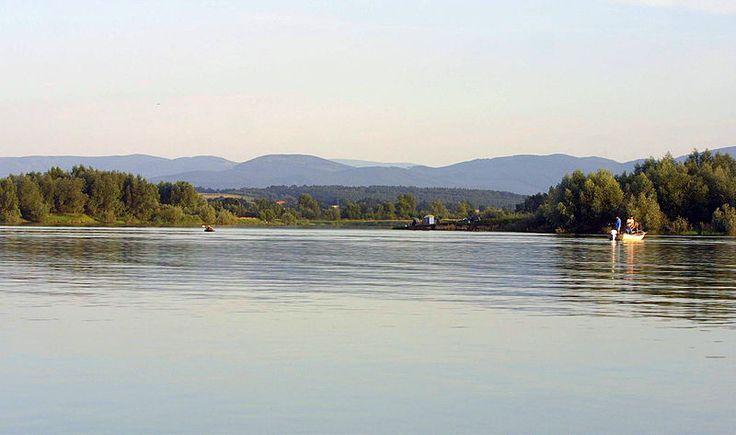 Województwo opolskie - Jezioro Nyskie