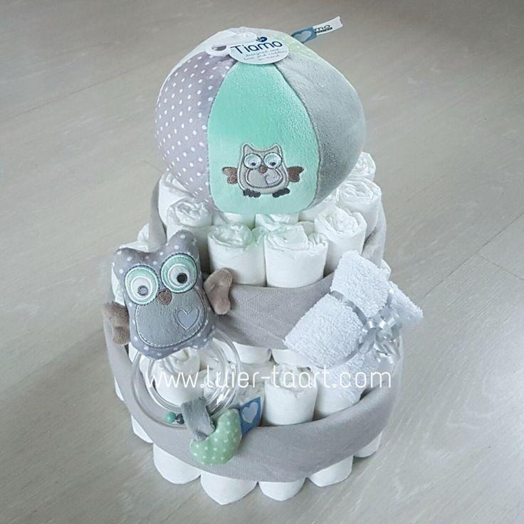 * GRATIS * Rompertje met naam bij een besteding vanaf € 29,99, exclusief verzendkosten!Wist udat een baby in zijn of haar eerste levensjaar rond de 1850 luiers gebruikt?! Dat zijneen hoop luiers en een hoop kosten!
