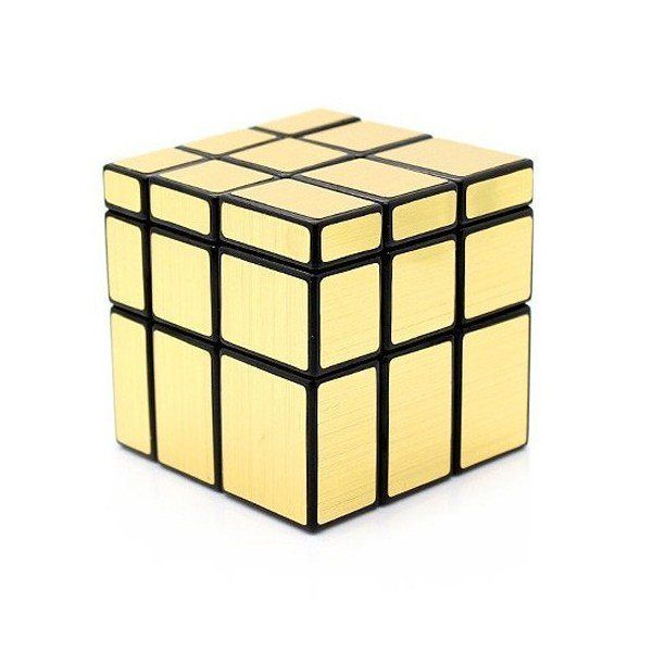 """Muito obrigado pelo seu voto  Carlos F. """"Chegou rápido e sem problemas"""" para o cubo Mirror Gold #shengshou http://ift.tt/2pSsZIK _ European Magic Online Cube Shop from 2009: MASKECUBOS.COM"""