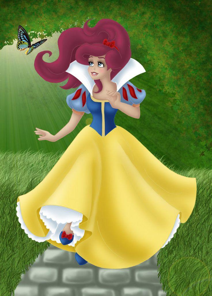 Картинки смешные с принцессами, днем