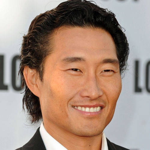 Should I style my hair like Daniel Dae Kim? Comment or like.