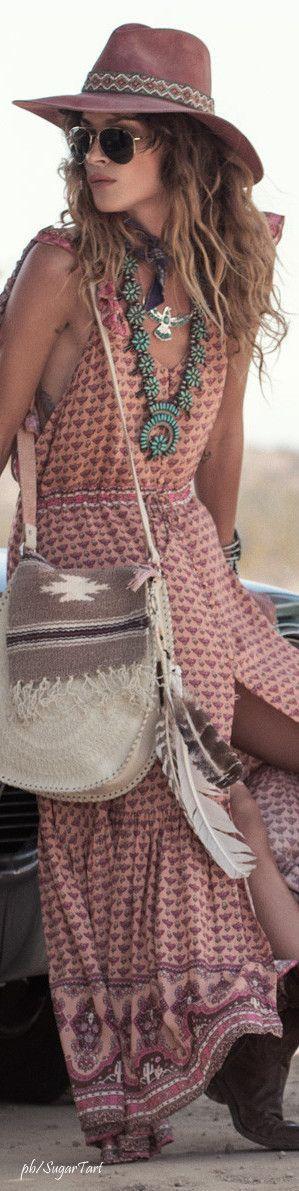 awesome ╰☆╮Boho chic bohemian boho style hippy hippie chic bohème vibe gypsy fash...
