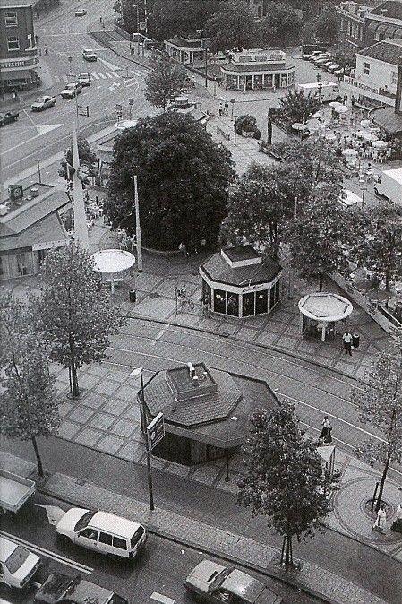 Koemarkt eind 1990