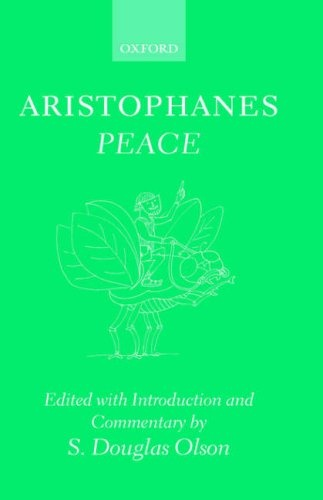 Peace - Aristophanes [Paqja - Aristofani]