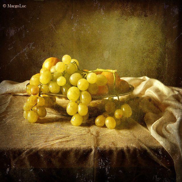 Still Life & Autumn Fruit by MargoLuc