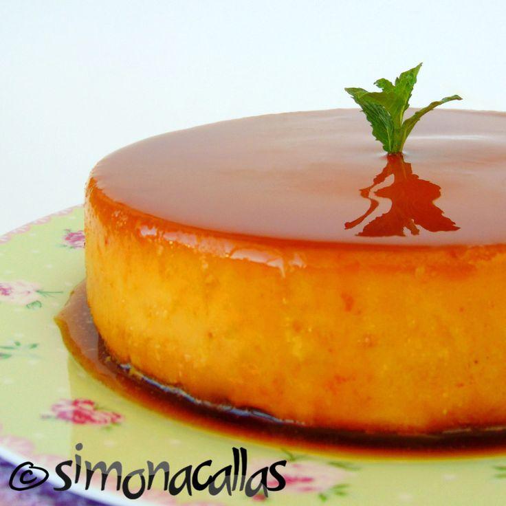 Flan mexican de branza –Seamănă cu crema de zahăr ars şi are gust de cheesecake. Pare o budincă şi e parfumat ca şi crema de vanilie. E scăldat în sirop de caramel şi are eleganţa unui tort. Şi, nu în ultimul rând, are un gust minunat şi se prepară foarte simplu. Aesta... Read More