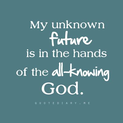 Image result for god knows my future verses