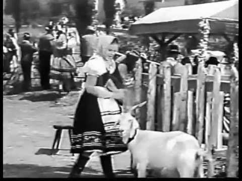 "Deanna Durbin in ""Spring Parade"" (1940)  Starring Deanna Durbin, Robert Cummings, S. Z. ""Cuddles"" Sakall, Allyn Joslyn, Mischa Auer and many other favourites."