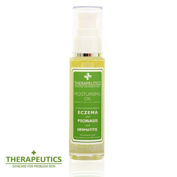 Natural Elements - Therapeutic Moisturising Oil for skin prone to Eczema/ Psoriasis/ Dermatitis, �10.99 (http://www.naturalelementsskincare.com/therapeutic-moisturising-oil-for-skin-prone-to-eczema-psoriasis-dermatitis/)