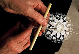 Lacemaking in Croatia :: Croatian Cultural Heritage - The national digitisation project - Ministry of Culture