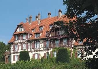 Villa Le Riesack - Niederbronn les Bains