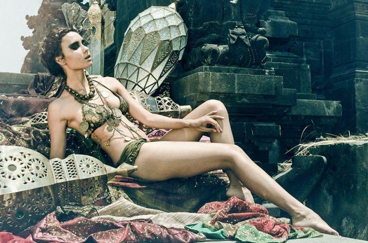 Blue Liima |  Suunnittelijat Watch The Fashion Festival, Bali |  Travelshopa