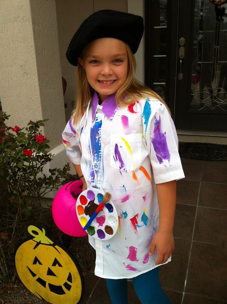 """Artist"" costume Halloween Pinterest Costumes and"