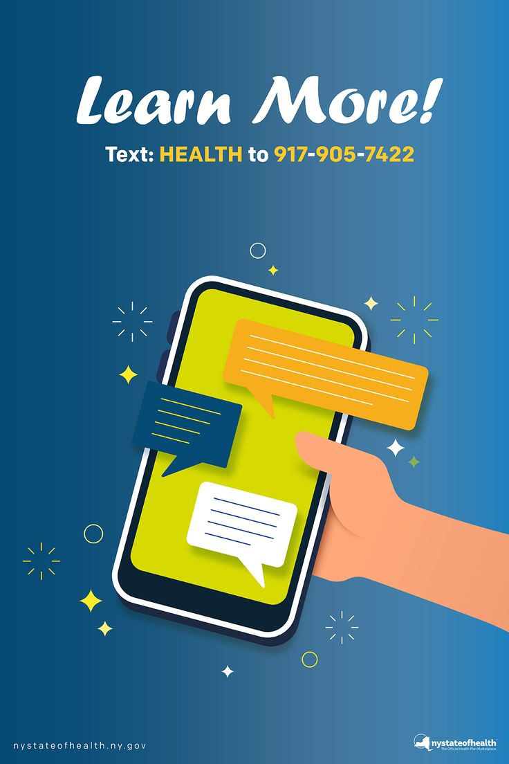 Interested In Learning More About Your Health Plan Options Through Ny State Of Health Text Health To 917 905 7422 We Offe Health Plan Preventive Care Health
