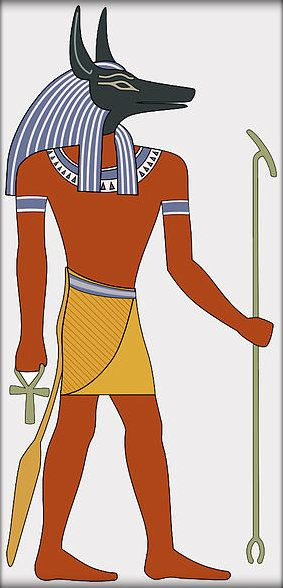 Ancient Egyptian Gods and Goddesses: Anubis Facts